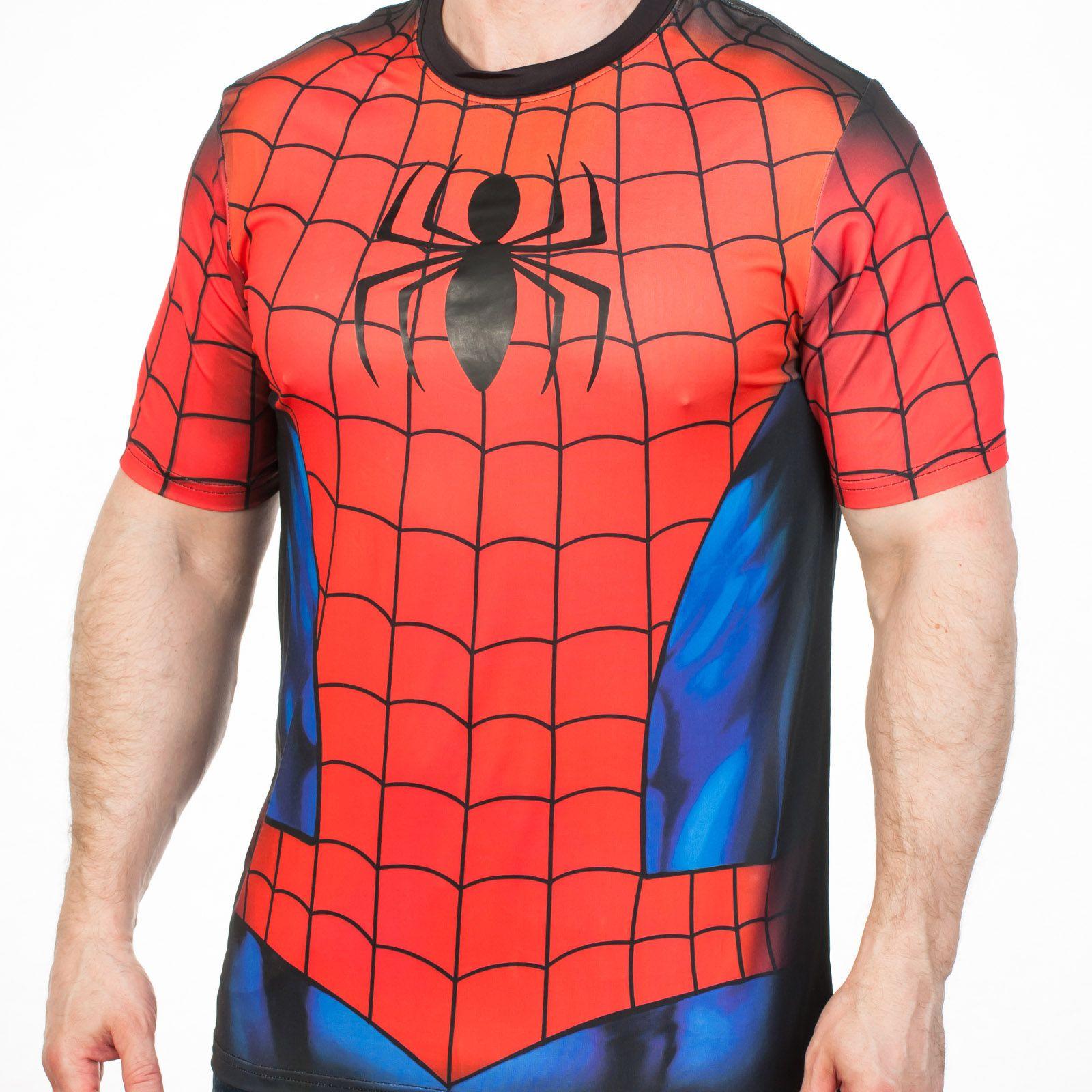 """Футболка """"Человек паук"""""""