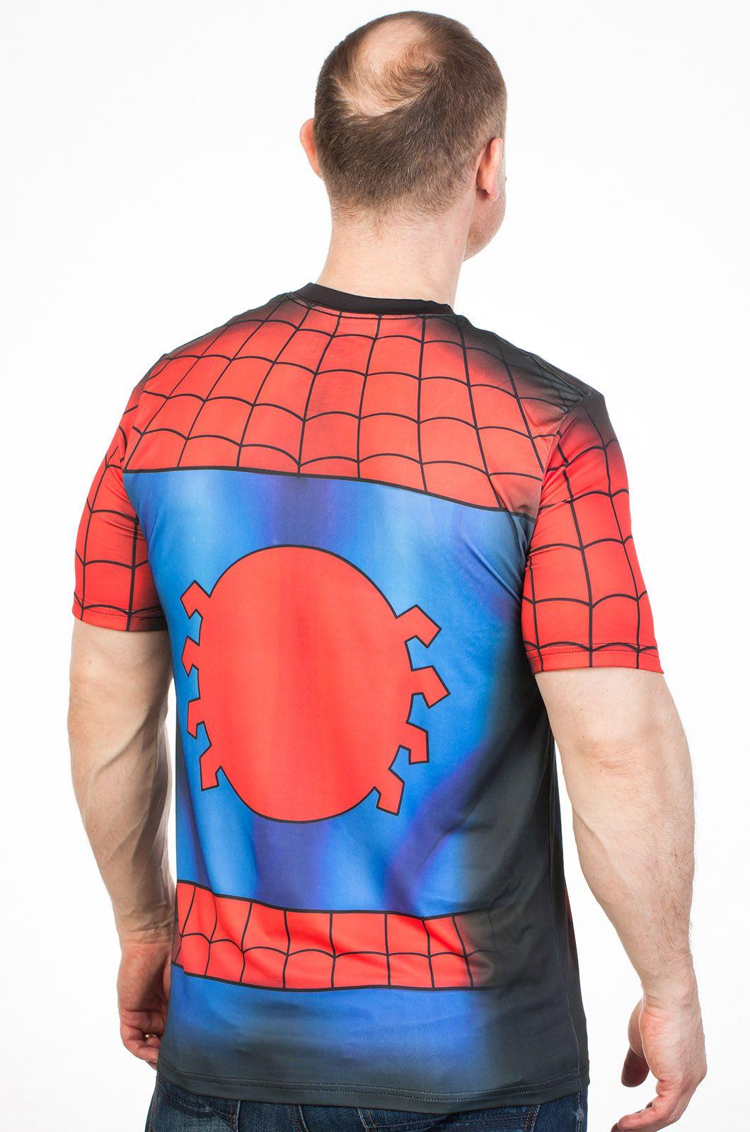 """Футболка """"Человек паук"""" по выгодной цене"""