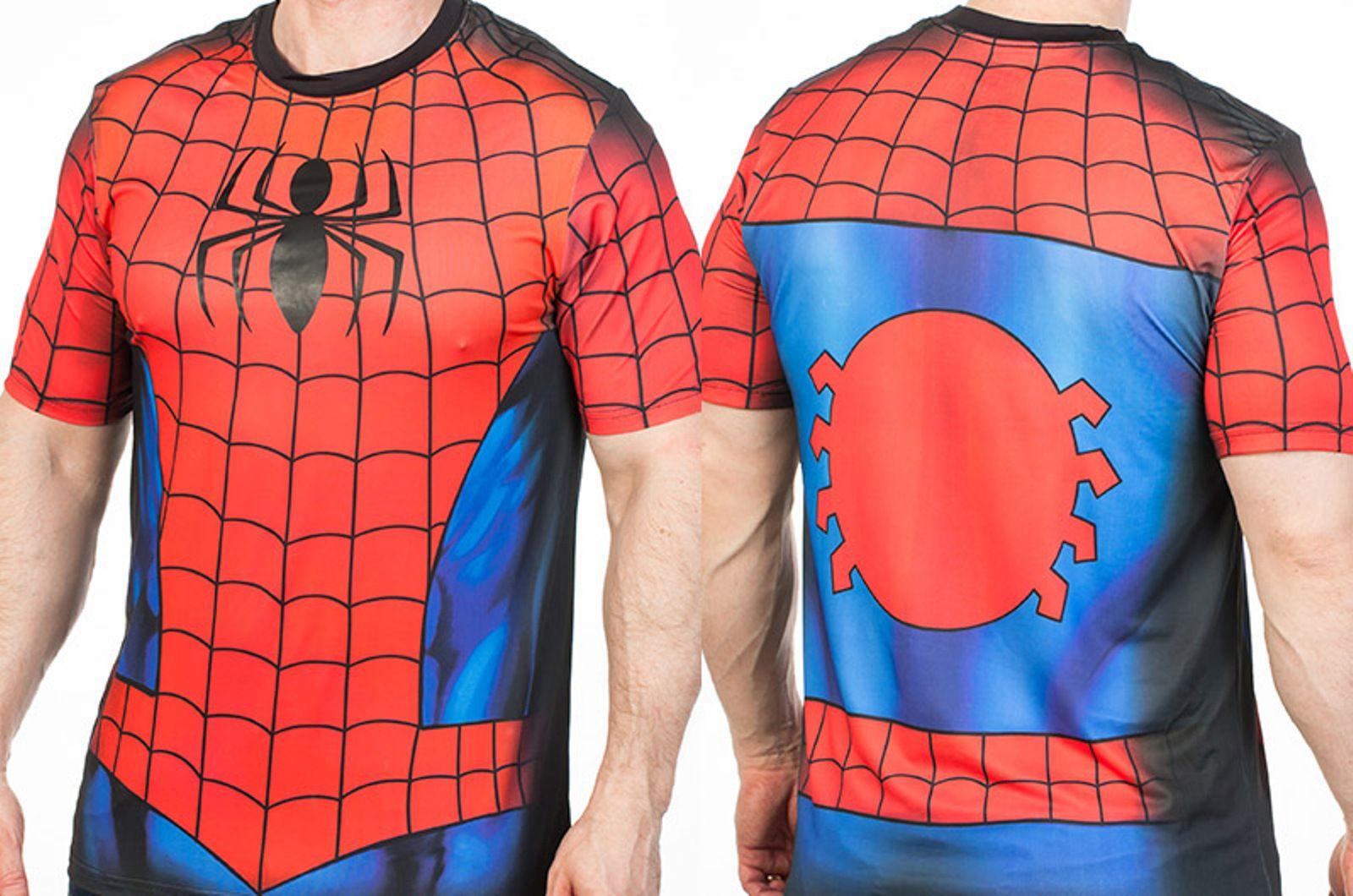 """Заказать футболки """"Человек паук"""""""