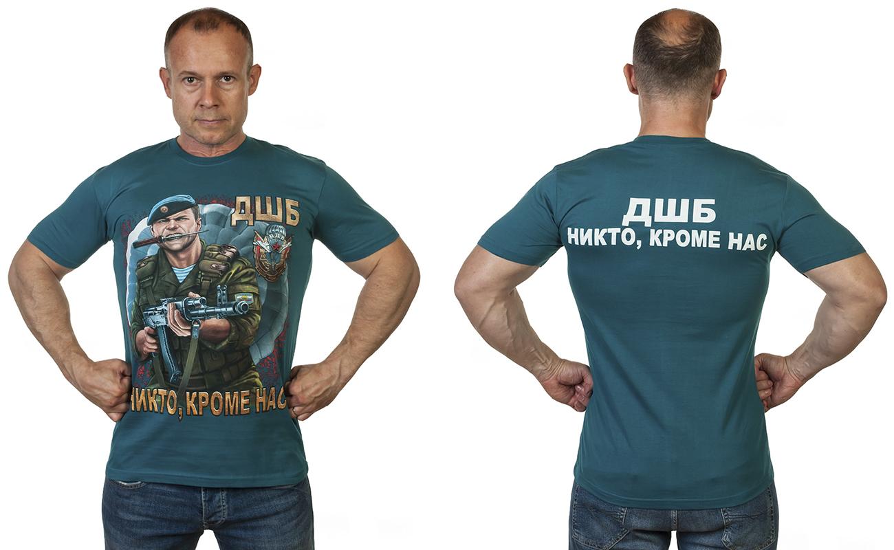 """Заказать футболку """"Десантник ДШБ"""