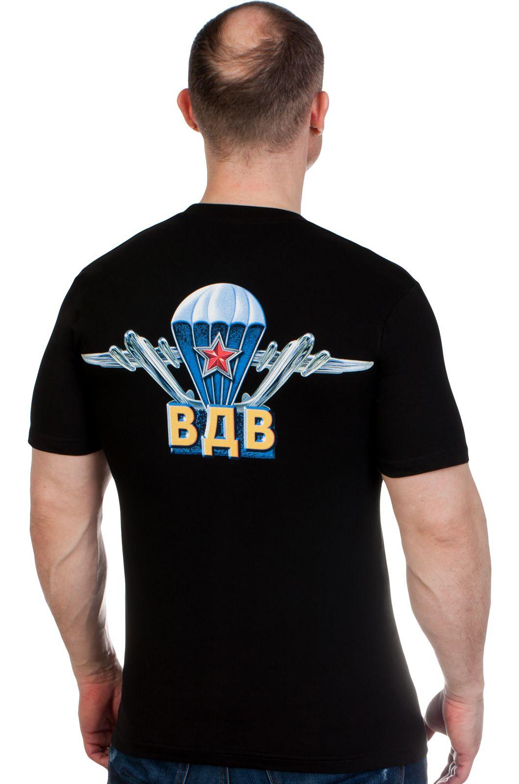 Купить футболки и майки с эмблемой ВДВ