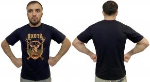 Мужская футболка для охотника
