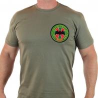Особая футболка для бойцов ПогООН