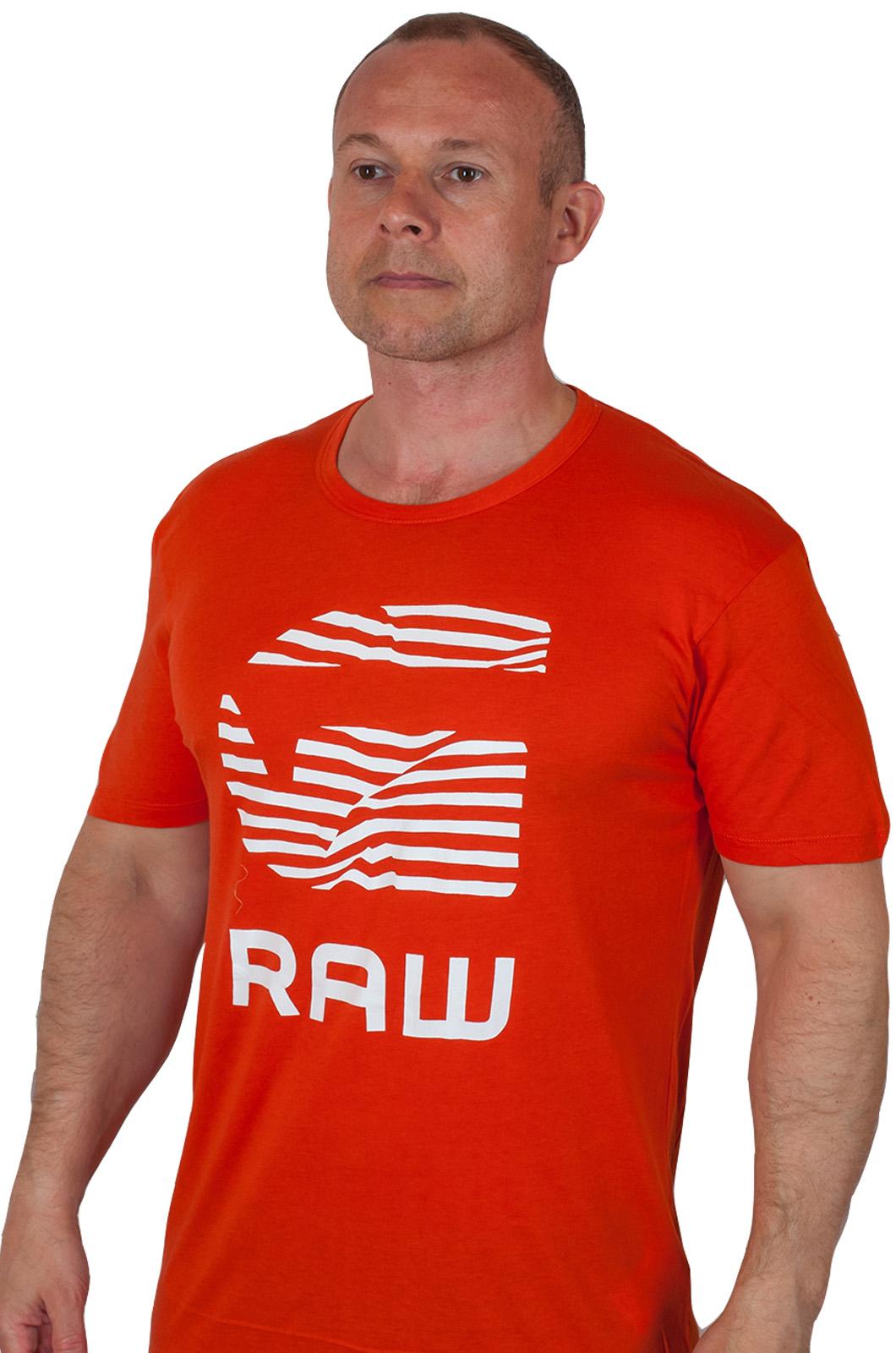 Футболка для дерзкого уличного лука G-Star Raw® Radcort
