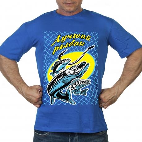 Футболка для Лучших рыбаков