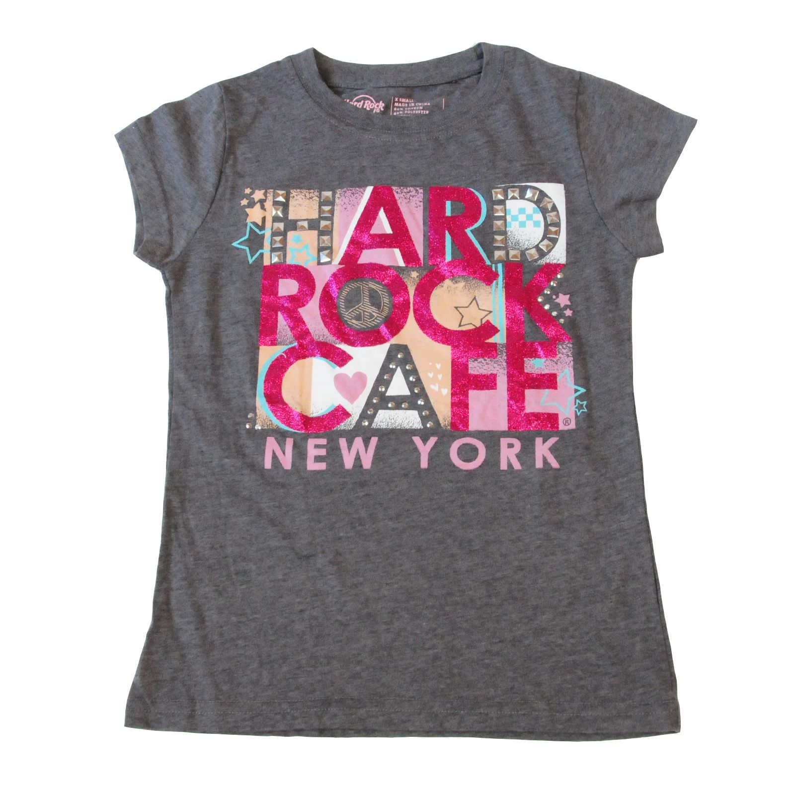 Детская футболка Hard Rock® New York