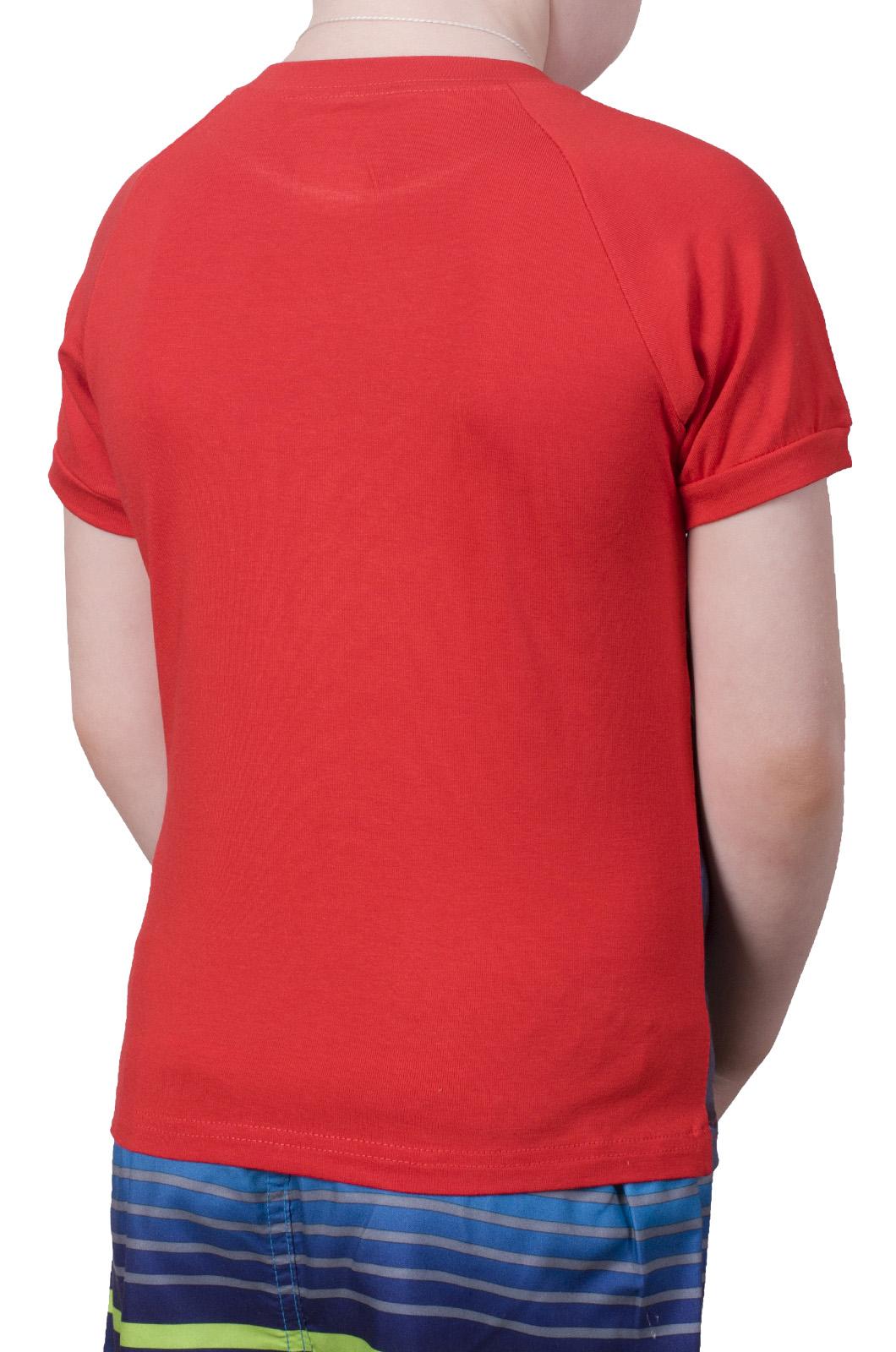 Купить футболку для мальчика с Человеком Пауком