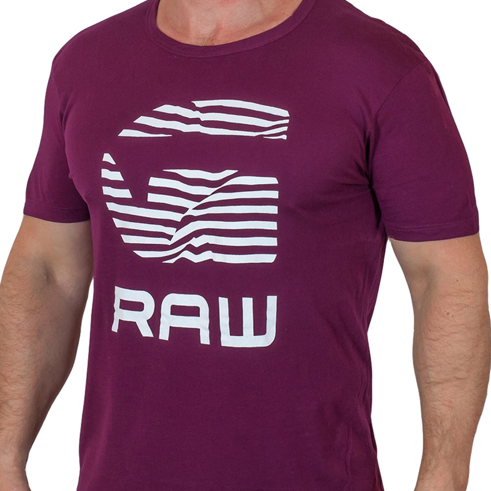 Футболка для мужчин с хорошим вкусом G-Star Raw® Radcort