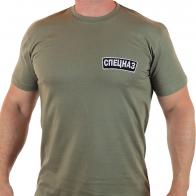 Хлопковая футболка для парней-спецназовцев