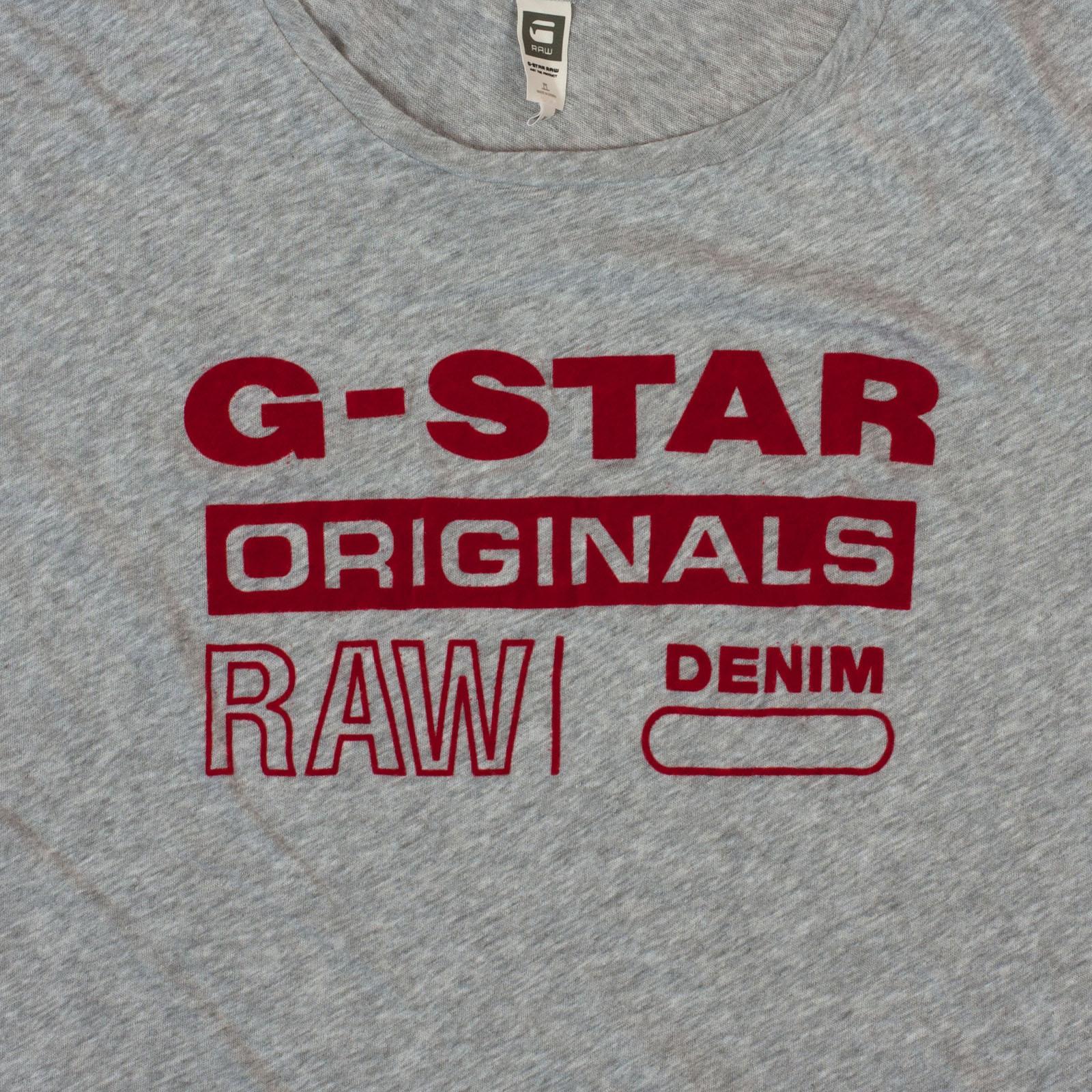 Футболка для стиля деним от G-Star Raw®