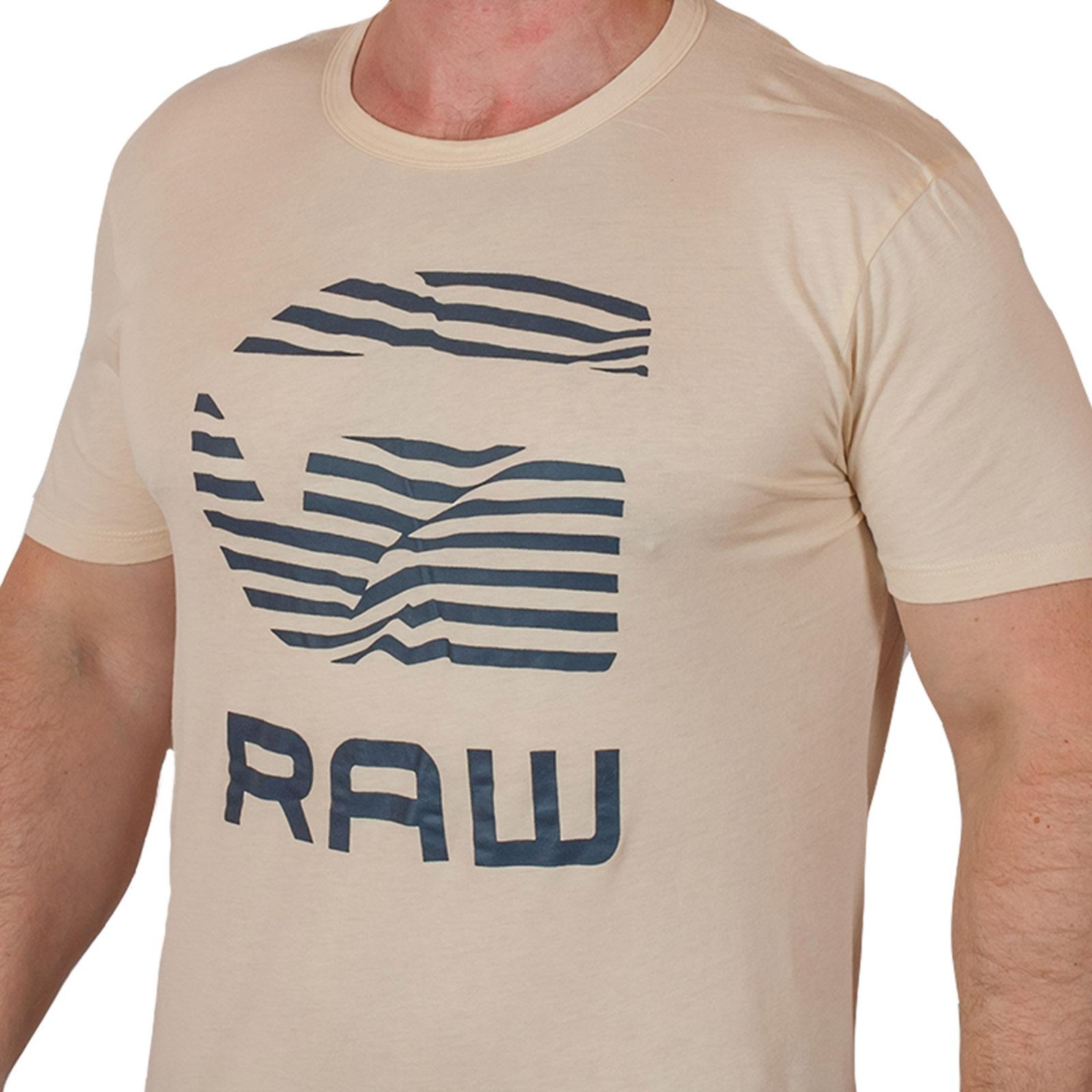 Футболка для ценителей бренда G-Star Raw® Radcort N523