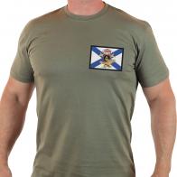 Мужская футболка ДШБ Морской Пехоты