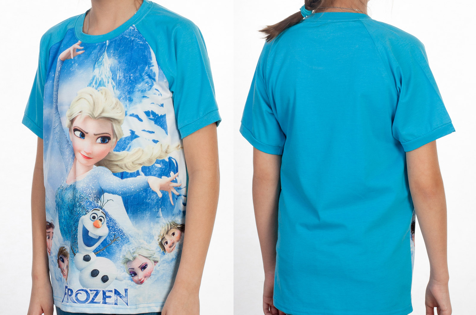 "Футболка ""Frozen"" с доставкой"