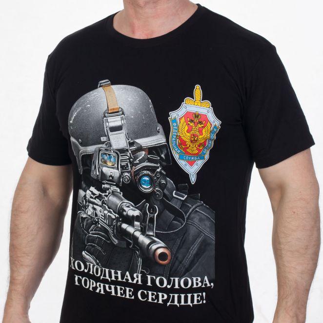 Футболка «ФСБ»