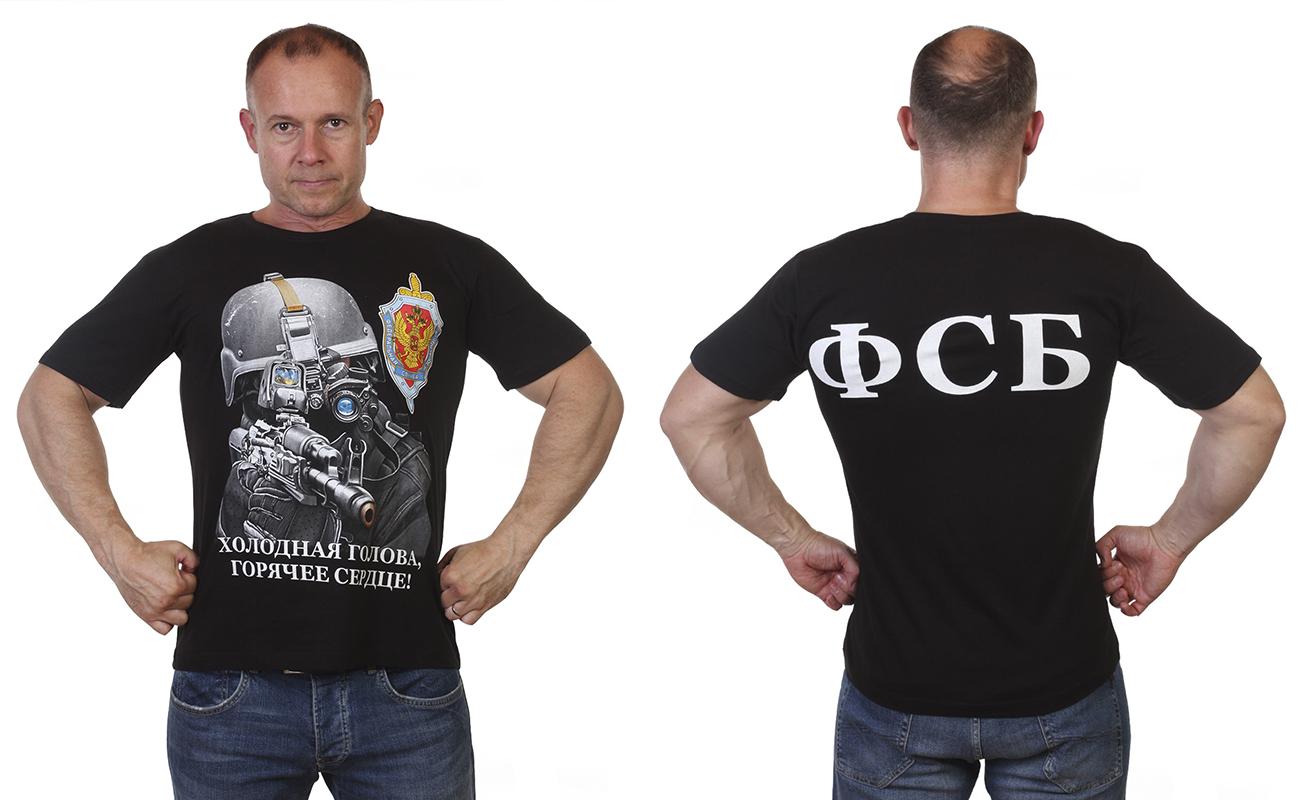 Заказать футболки ФСБ
