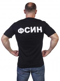 Форменная футболка «ФСИН» - купить в Веонпро