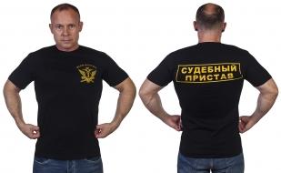 Форменная Футболка «ФССП» - купить с доставкой