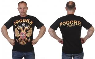 Заказать футболки Герб России