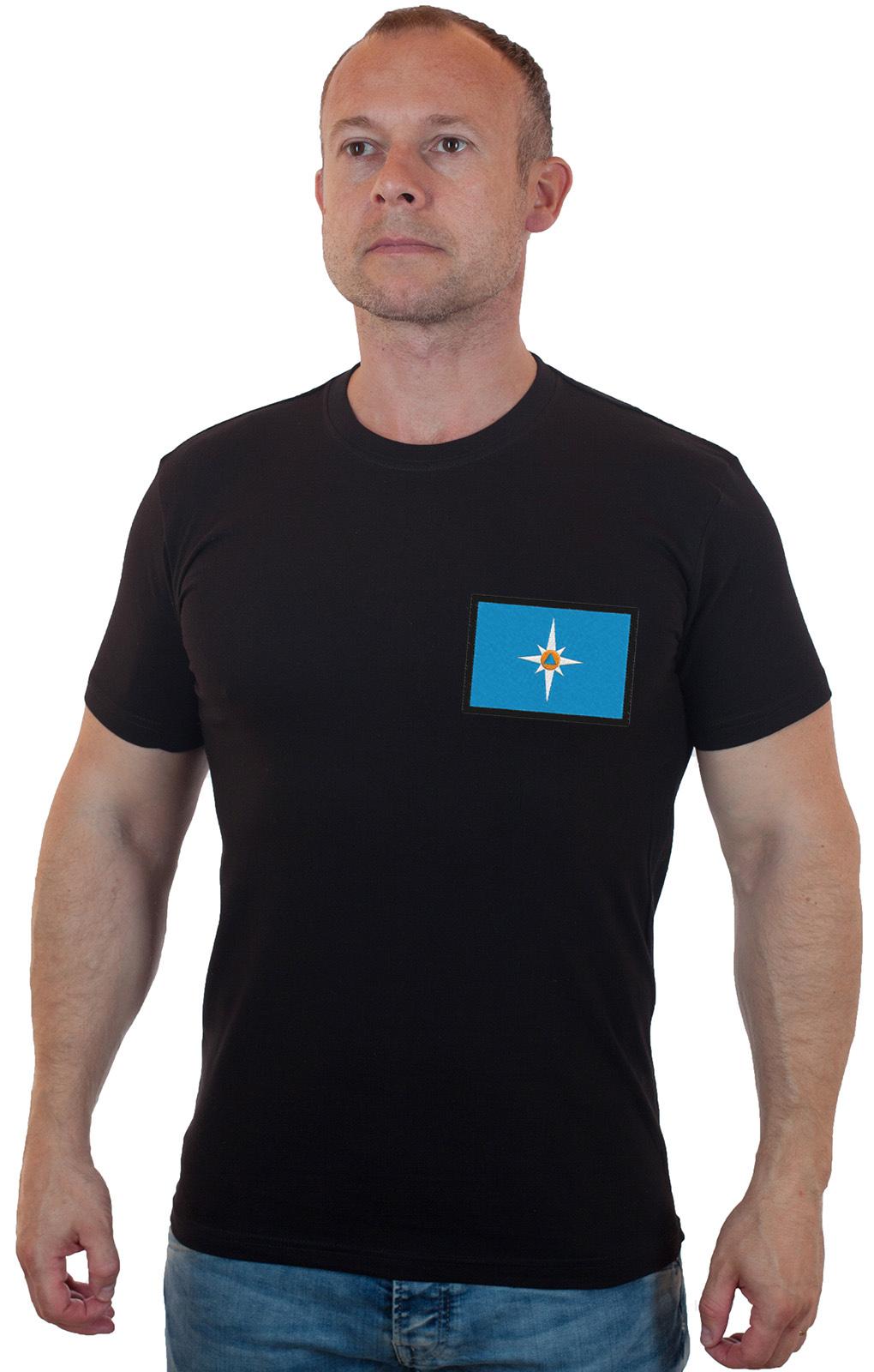 Купить в Москве мужскую футболку МЧС