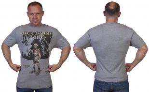 Модная мужская футболка Guide Life с рисунком. - купить по низкой цене