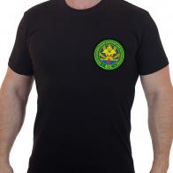 Военная футболка Ханкайский Погранотряд.