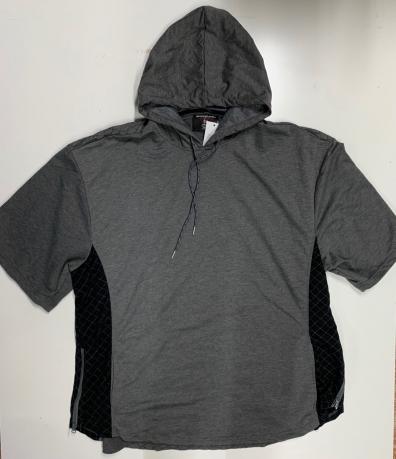 Футболка-худи с капюшоном  Brooklyn Laundry