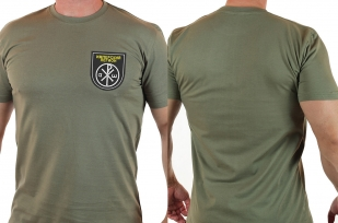 Мощная мужская футболка Имперский Легион