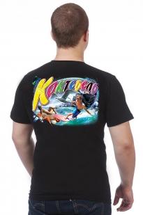 """Купить футболку """"Коктебель"""""""