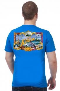 Купить футболки Крым