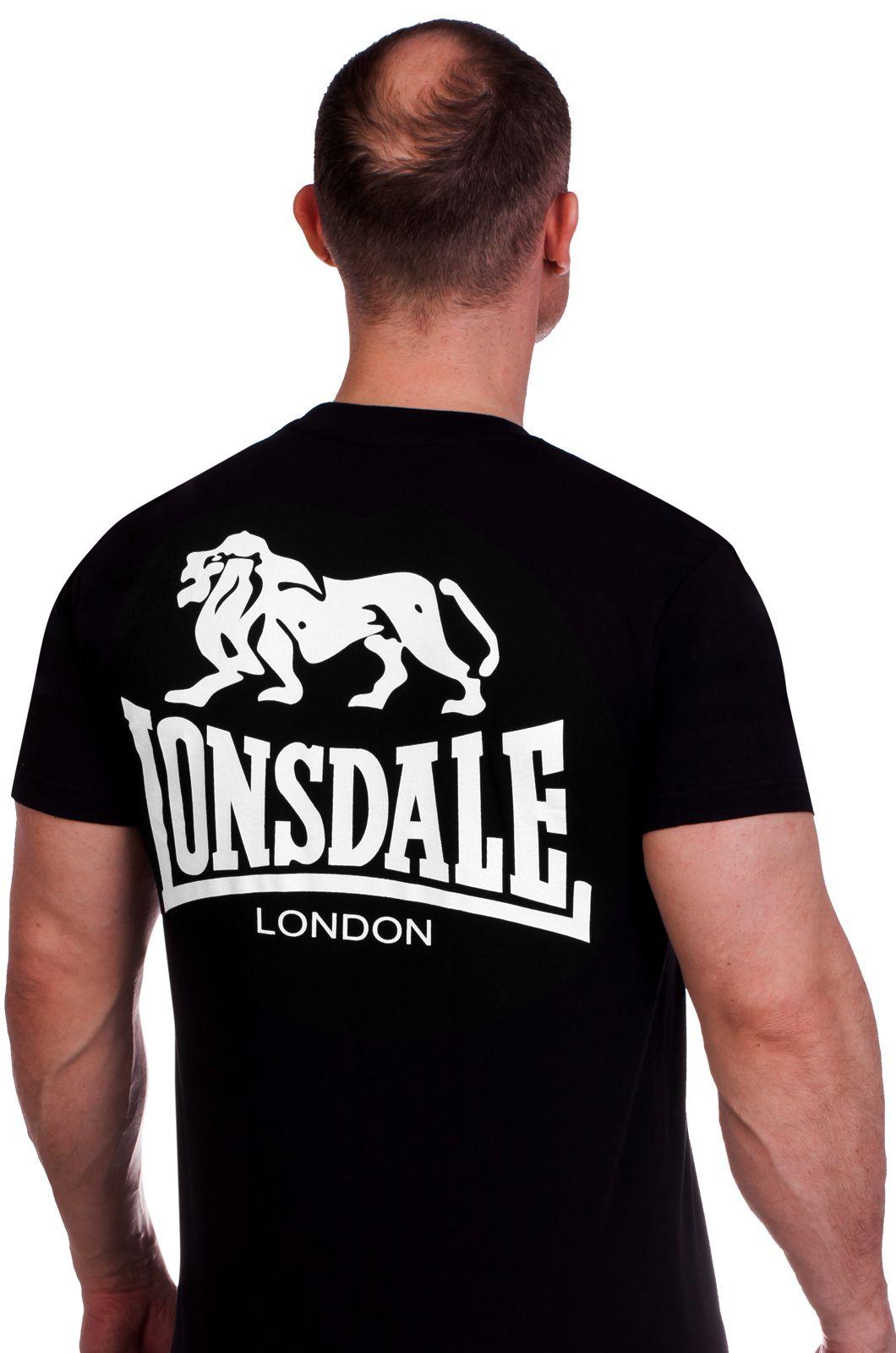 Футболка «Lonsdale» по лучшей цене