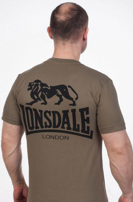 Футболка «Lonsdale»