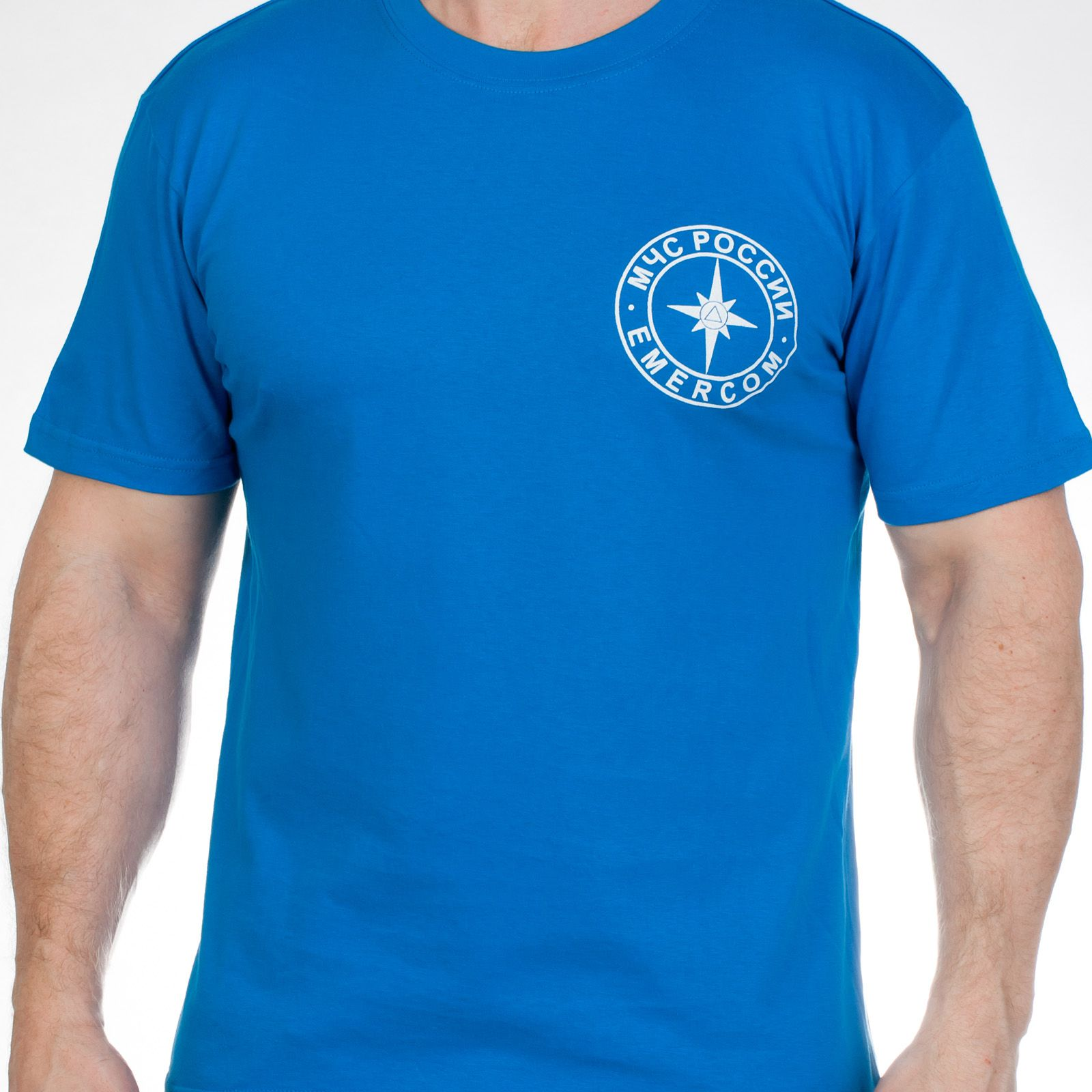 Купить футболку на праздник МЧС