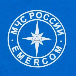 Футболка МЧС России (уставная) высокого качества