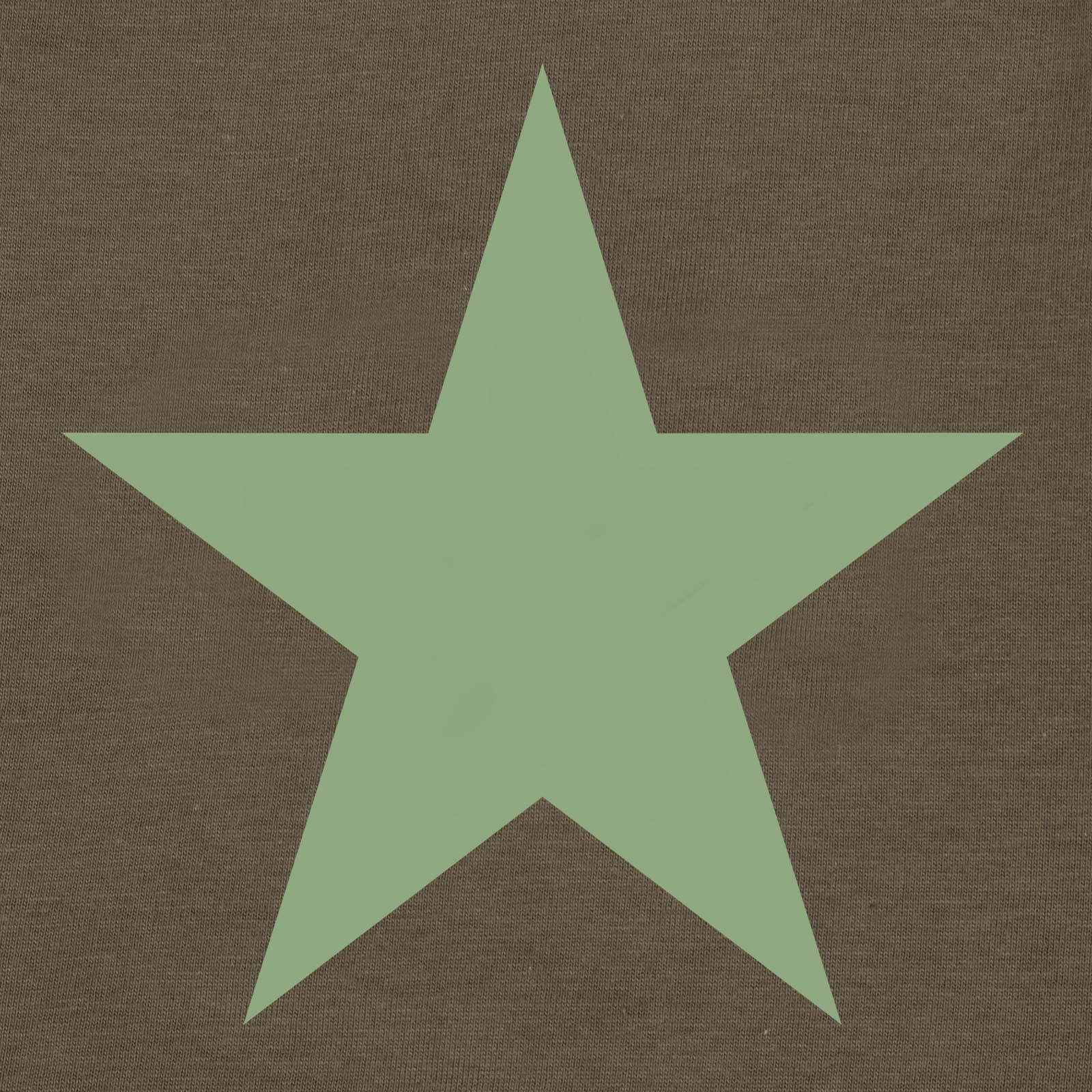 Футболка милитари со звездой