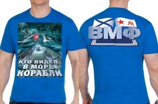 Заказать футболки моряка