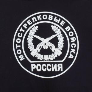 Армейская Футболка «Мотострелковые войска» - принт