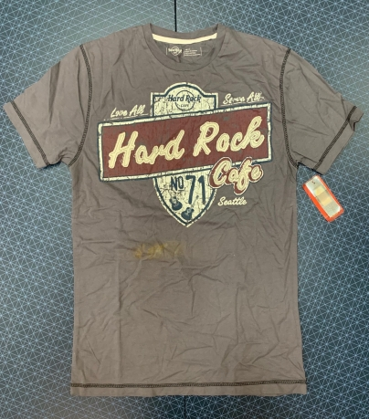 Футболка мужская топовая Hard Rock