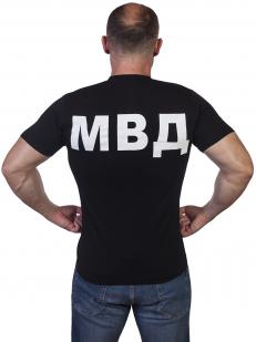 Футболка «МВД» - купить в Военпро