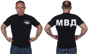 Футболка «МВД» - купить оптом