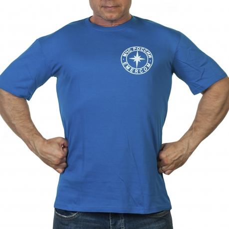 Уставная футболка МЧС России