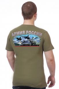 """Купить футболку """"НАТО, здравствуй!"""" - купить недорого"""