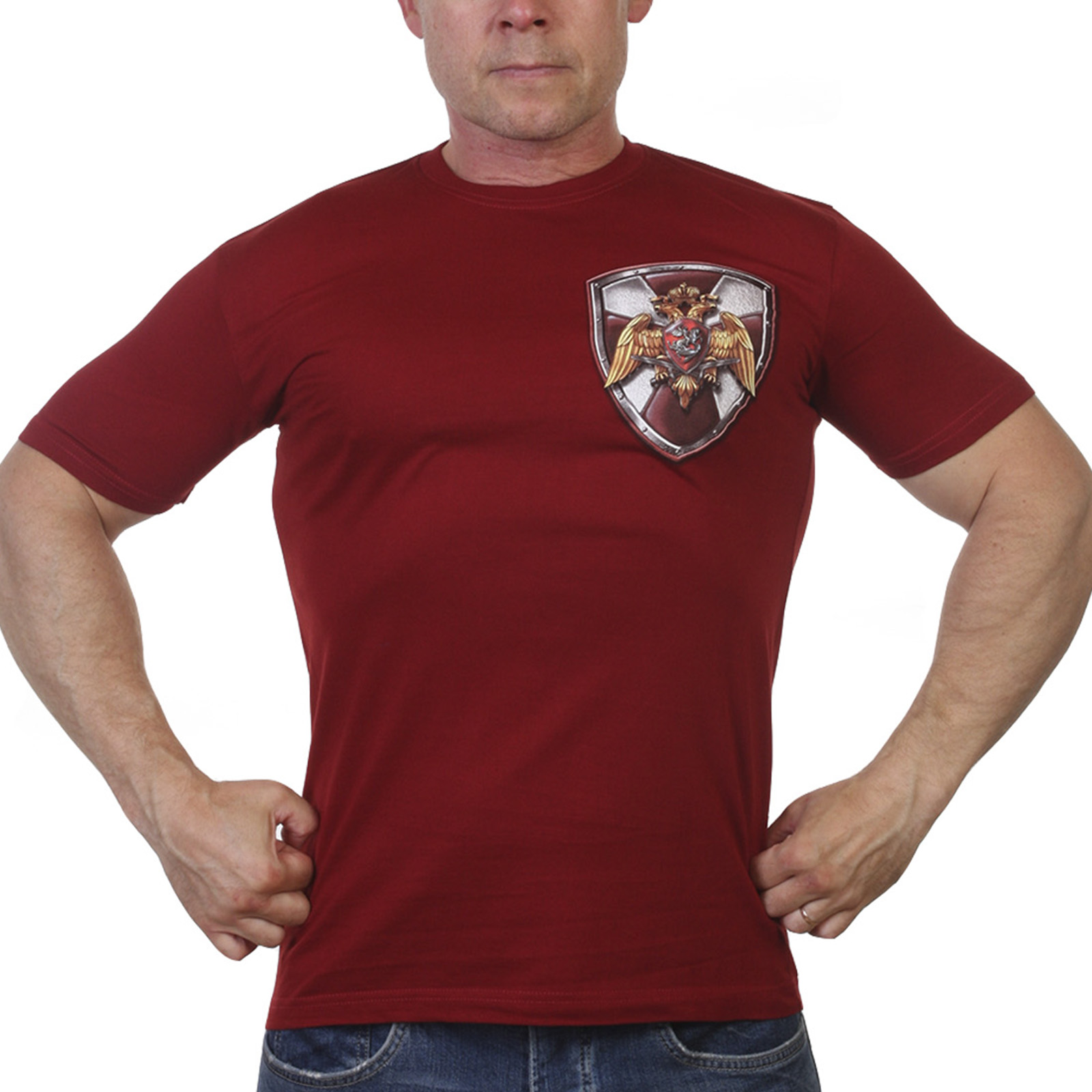 Футболка Нацгвардия России