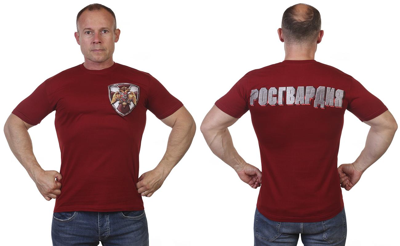 Заказать футболки Нацгвардия России