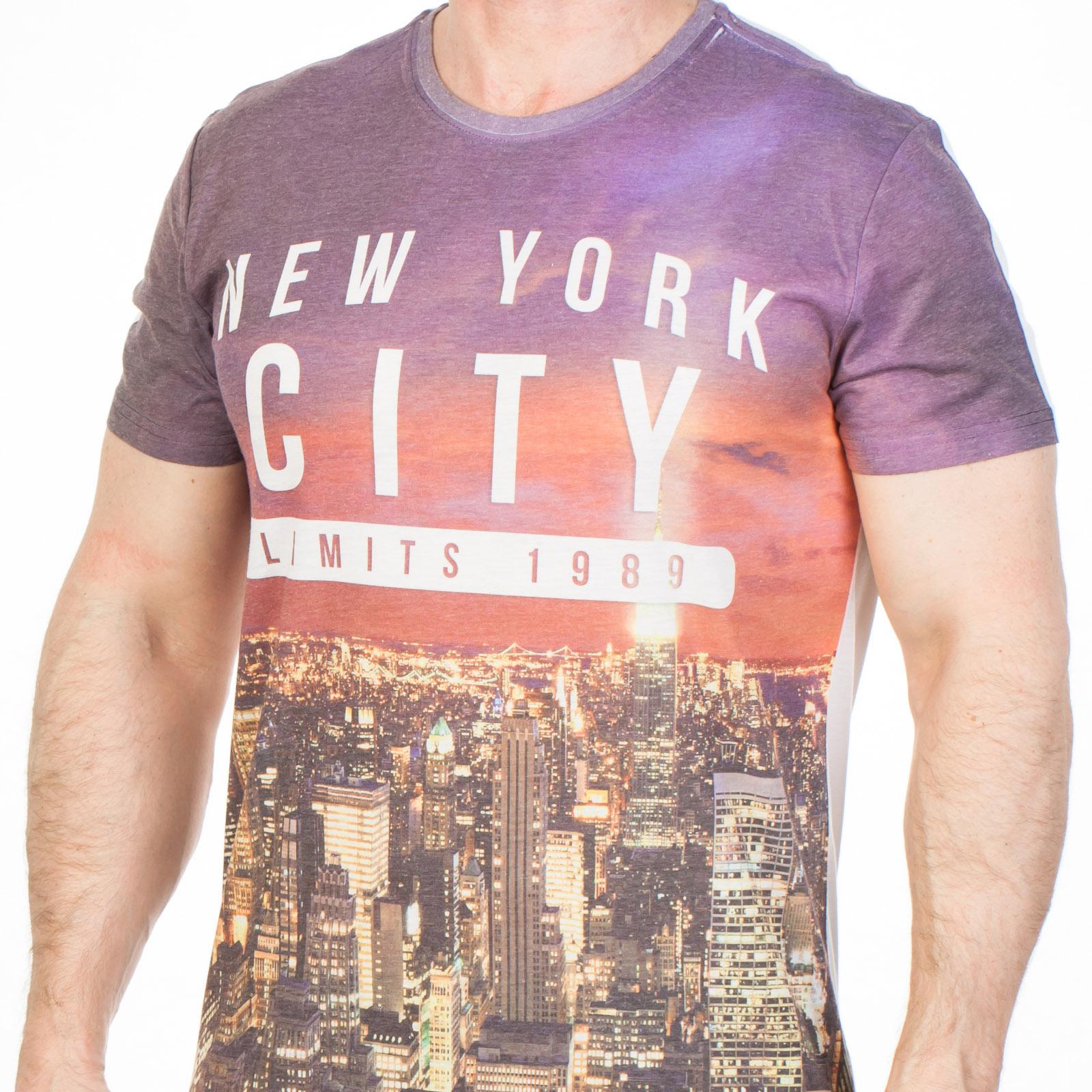 """Футболка """"New York City"""""""
