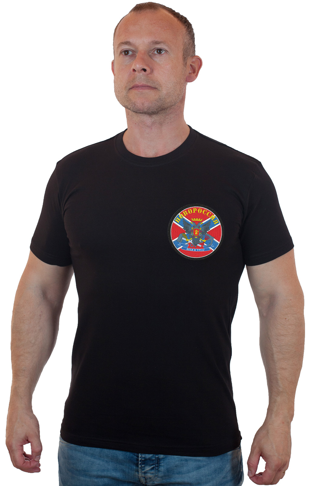 Атрибутика Новороссии: от футболок до толстовок