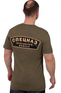 Купить футболку охотника с принтом