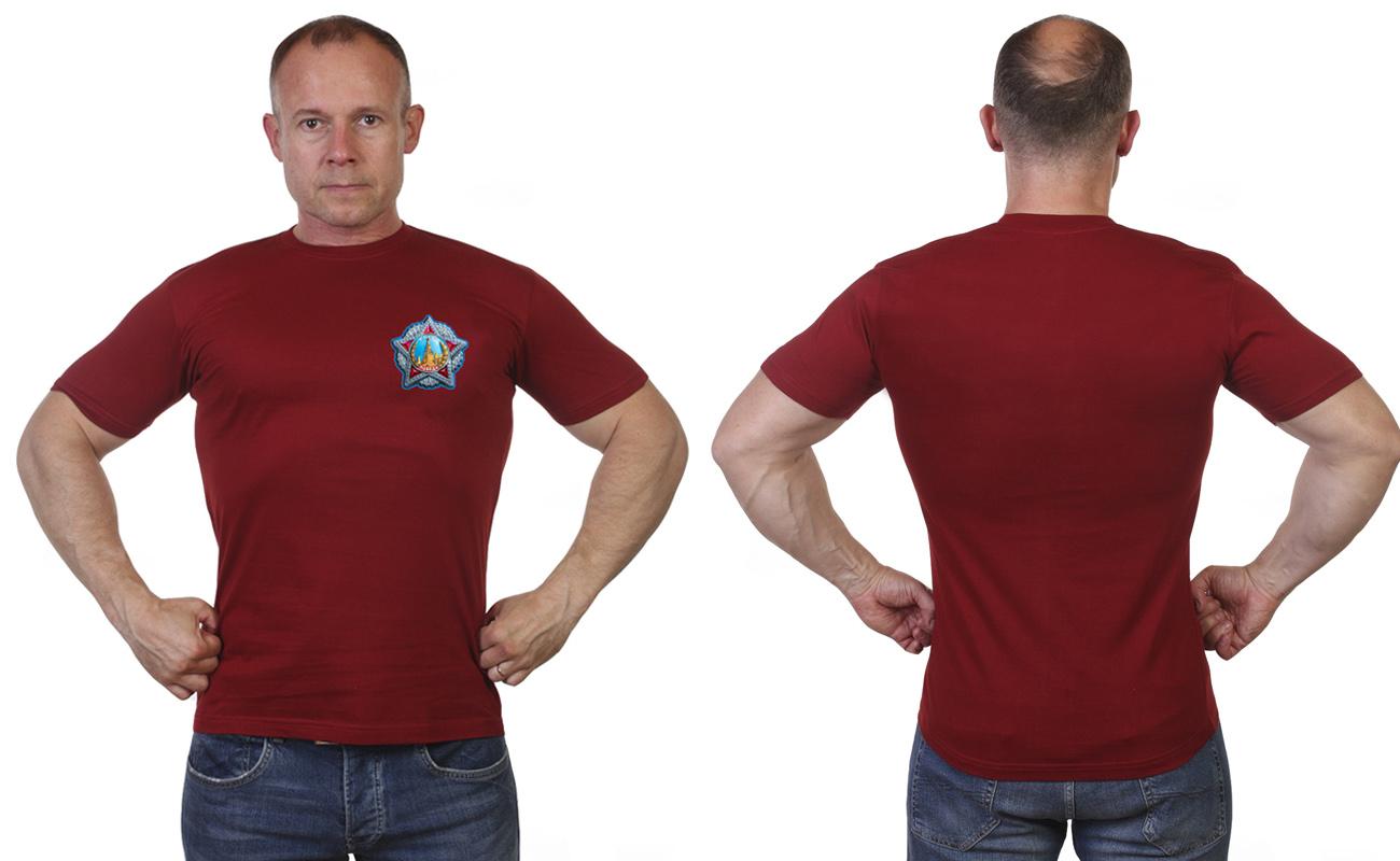 Патриотическая футболка с орденом Победы