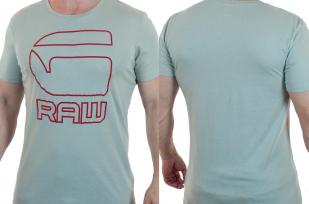 Футболка оригинального цвета с логотипом G-Star Raw® с доставкой