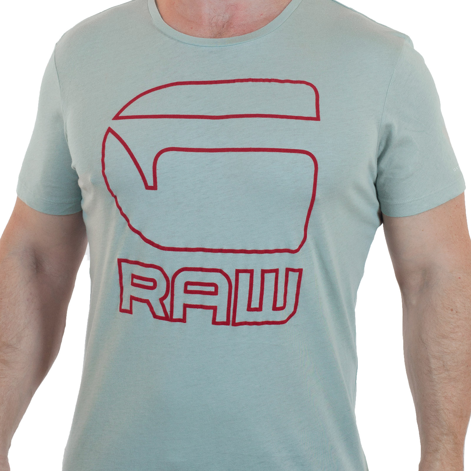 Футболка оригинального цвета с логотипом G-Star Raw®
