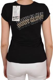Футболка от Body Glove® для стильных женщин - вид сзади
